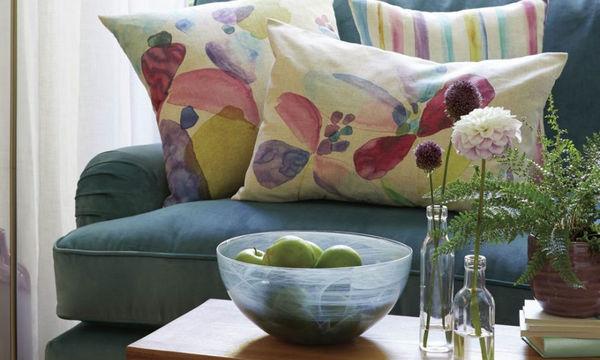 Deco: Ανοιξιάτικα σχέδια και χρώματα για να ανανεώσετε το σπίτι σας