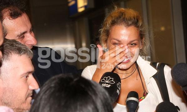 Survivor 2: H συγκίνηση της Σπυροπούλου φτάνοντας Ελλάδα: «Έχω πάθει σοκ από την αγάπη του κόσμου»