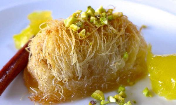 Παραδοσιακό κανταΐφι με φιστίκι - Η πιο εύκολη συνταγή που έχετε φτιάξει