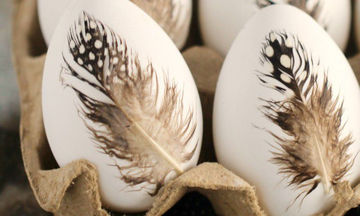 Τριάντα διαφορετικές ιδέες για να διακοσμήσετε τα αυγά αυτό το Πάσχα (pics)