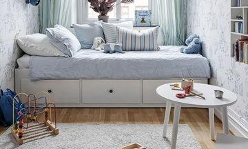 Μικρό παιδικό δωμάτιο; Ιδέες για να το διακοσμήσετε υπέροχα