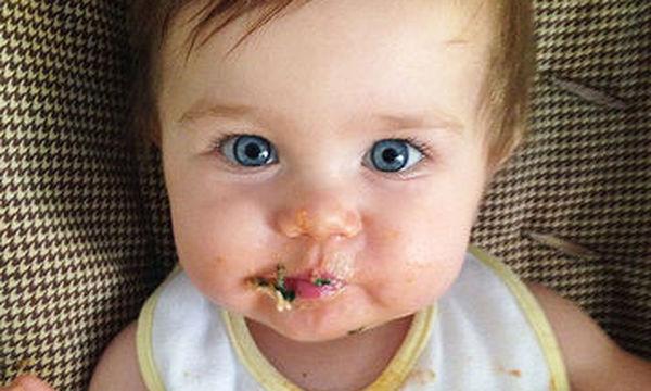 Τους αρέσει να κάνουν χαμό όταν τρώνε - Δείτε τις ξεκαρδιστικές φωτογραφίες αυτών των παιδιών