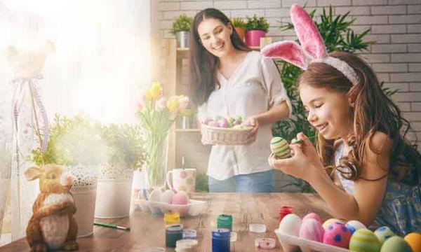 Πώς μπορείτε να περάσετε ένα ουσιαστικό και όμορφο Πάσχα με την οικογένειά σας