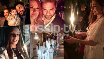 H Ανάσταση των σταρ της ελληνικής σοουμπίζ, οι ευχές και οι φωτογραφίες στα social media