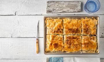 Συνταγή για πεντανόστιμη κρεατόπιτα με το κατσικάκι που περίσσεψε