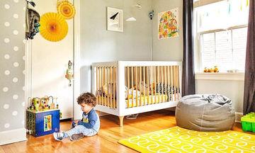 Κίτρινο παιδικό δωμάτιο; 20 ιδέες να το διακοσμήσετε και για ποιο λόγο να το διαλέξετε