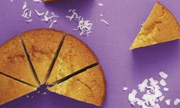 Πανεύκολη συνταγή για κέικ καρύδας