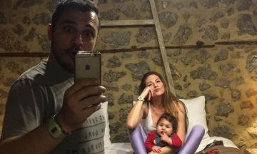 Συγκινεί η γυναίκα του Κώστα Δόξα στο Instagram
