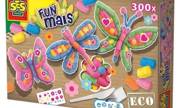 Ένα υπέροχο παιχνίδι για κορίτσια με αφρώδες υλικό