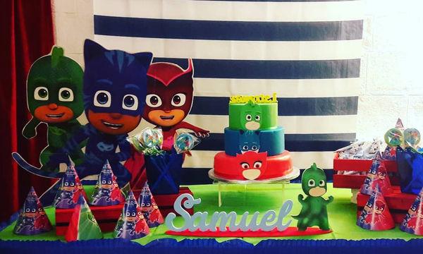 Ήρωες με πιτζάμες: Super ιδέες για πάρτι γενεθλίων με θέμα τους αγαπημένους ήρωες των παιδιών