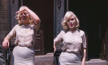 Αυτές οι φωτογραφίες που δείχνουν τη Marilyn Monroe έγκυο είναι σπάνιες και όμορφες