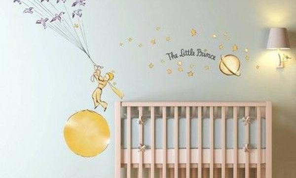 Διακοσμήστε το παιδικό δωμάτιο με θέμα τον Μικρό Πρίγκιπα - Υπέροχες ιδέες (pics)
