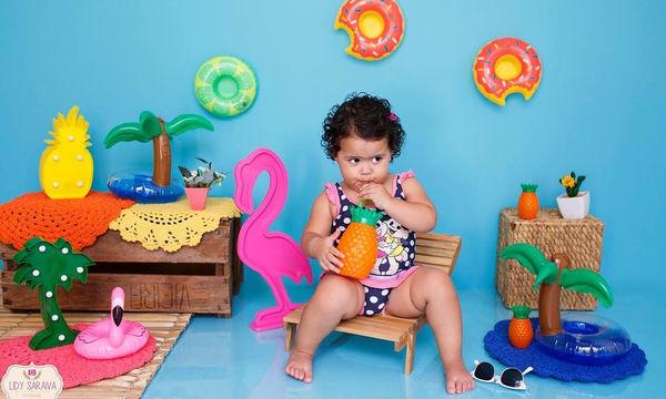 Παιδικό πάρτυ σε πισίνα: 33 ιδέες για πρόσκληση, διακόσμηση και τούρτα (pics)