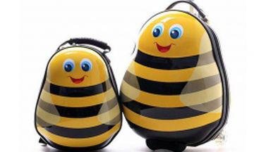 Παιδικό σετ βαλίτσα και Backpack Μελισσάκια - Τα παιδιά θα ενθουσιαστούν
