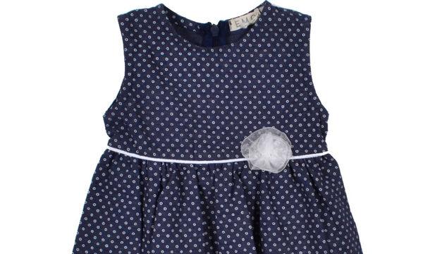 Ανοιξιάτικο φορεματάκι για κορίτσια - Φοριέται όλες τις ώρες