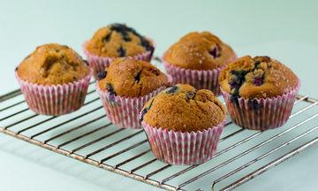Muffins με φέτα, μέλι και ελιές - Το ιδανικό σνακ για τα παιδιά