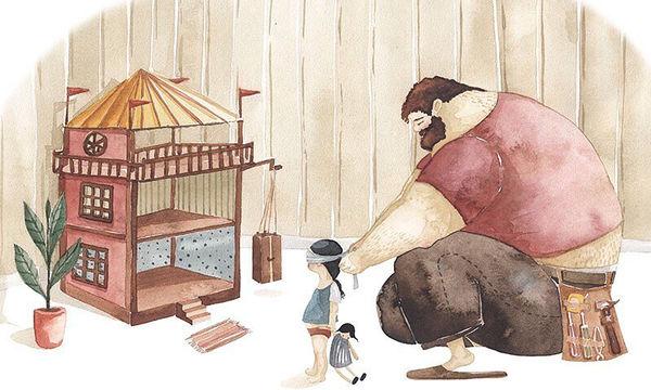 Η αξία της οικογένειας, μέσα από τρυφερά σκίτσα που θα σας συγκινήσουν