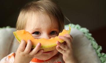 Πότε ένα μωρό μπορεί να φάει πεπόνι;