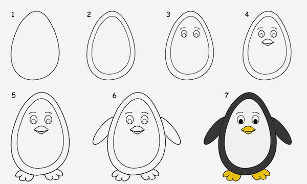 Παιδικές ζωγραφιές: Έξυπνοι τρόποι για να μάθει το παιδί σας να ζωγραφίζει (pics)