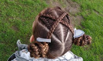 Δεκαπέντε χτενίσματα για κοριτσάκια με μακριά μαλλιά, που κάνουν θραύση στο Instagram
