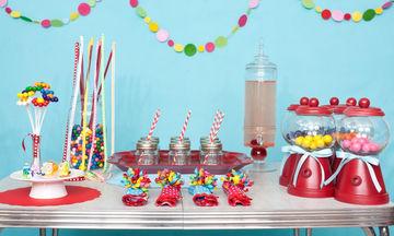 Τριάντα ιδέες για να οργανώσετε το πάρτι γενεθλίων του παιδιού σας