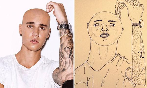 Πολύ γέλιο: Δείτε τα χειρότερα πορτρέτα διάσημων που κάνουν θραύση στα social media