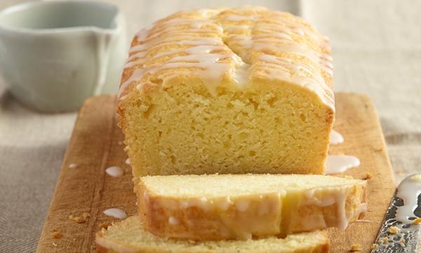 Χωρίς γλουτένη: Συνταγή για πεντανόστιμο κέικ λεμονιού