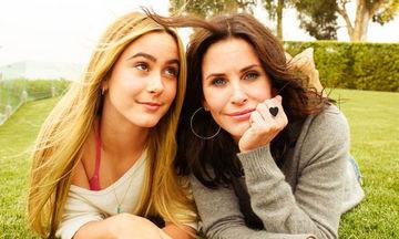 Οι πιο γλυκές στιγμές της Courteney Cox με την κόρη της Coco (pics)