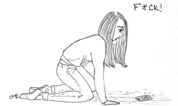 Μια σκιτσογράφος αποτύπωσε με ακρίβεια τον πόνο της υπογονιμότητας (pics)