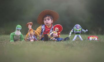 Μαμά φωτογράφισε τα παιδιά της ντυμένα ως ήρωες της Disney και το αποτέλεσμα είναι εκπληκτικό (pics)