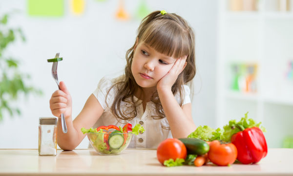 Tι να κάνετε όταν το παιδί σας δεν τρώει φρούτα και λαχανικά