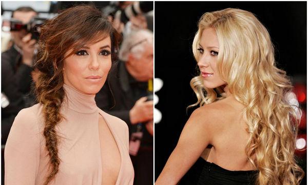 Έχετε μακριά μαλλιά; Διάσημες σάς δείχνουν το χτένισμα, για να εντυπωσιάσετε