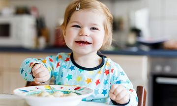 Διατροφή νηπίου: Συμβουλές για γονείς