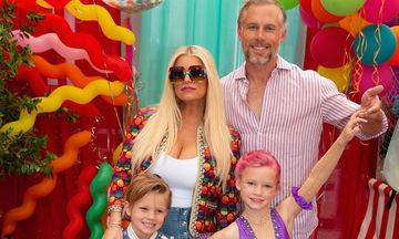 Jessica Simpson: Δείτε φωτογραφίες από το εντυπωσιακό πάρτι της κόρης της και πάρτε ιδέες (pics)