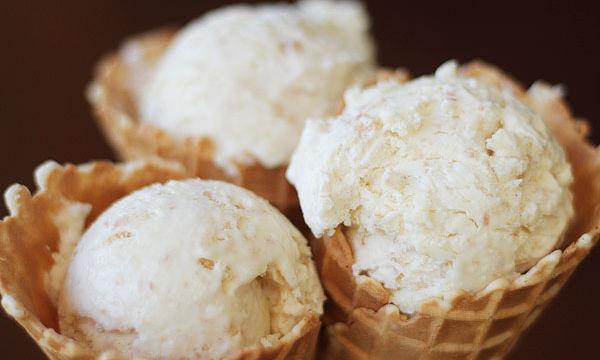 Γιορτή της Μητέρας: Λαχταριστό παγωτό βανίλια χωρίς μίξερ