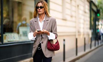 2 τρόποι να φαίνεσαι πιο αδύνατη φορώντας το αγαπημένο σου blazer
