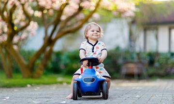 Από ποια ηλικία μπορούμε να βάλουμε όρια στο μωρό μας;