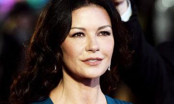 Catherine Zeta-Jones: Θα την αναγνώριζες χωρίς ίχνος μακιγιάζ;