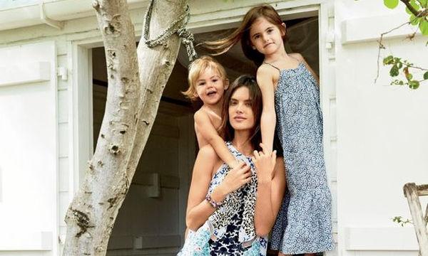 Οκτώ διάσημες μαμάδες αποδεικνύουν ότι μόντελινγκ και μητρότητα πάνε μαζί (pics)