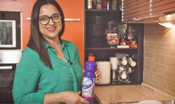 Το δικό μου μυστικό για καθαρούς πάγκους και ηλεκτρικές συσκευές στην κουζίνα