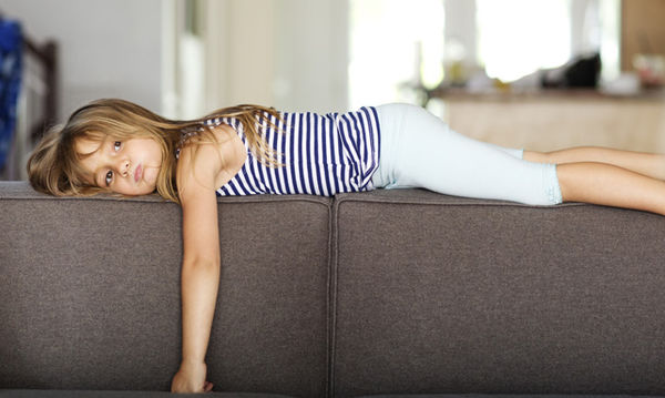 Τι να κάνετε κάθε φορά που το παιδί σας λέει «βαριέμαι»