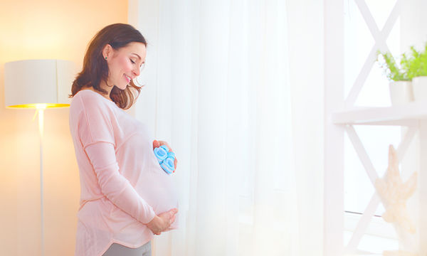 Έγκυος & Μωρό: Δύο καρδιές, χτυπούν σαν μία (vid)