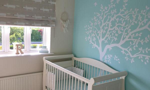 Απίθανες ιδέες για να διακοσμήσετε το πρώτο δωμάτιο του παιδιού σας