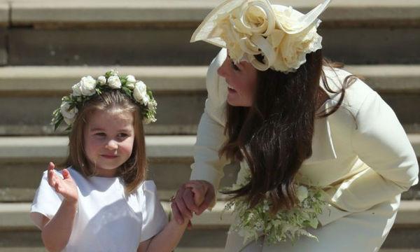 kate Middleton: Εμφανίσθηκε στον πριγκιπικό γάμο με ρούχο που το έχει ξαναβάλει