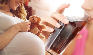 Επιτρέπονται τα αναψυκτικά στην εγκυμοσύνη;