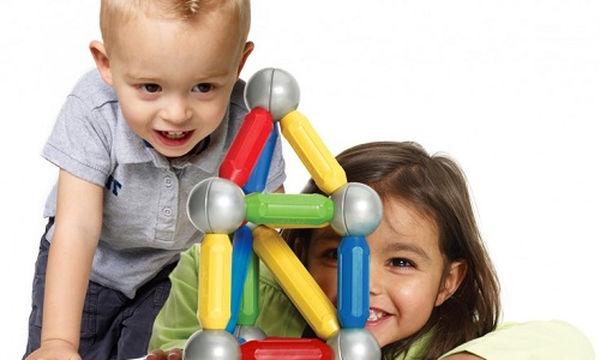 Με αυτό το παιχνίδι θα μάθουν τα παιδιά τη δύναμη του μαγνητισμού