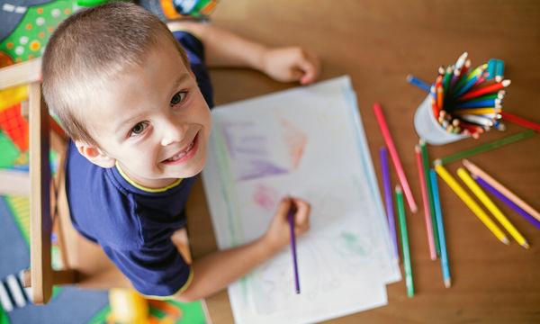Με αυτές τις κάρτες ζωγραφικής το παιδί σας θα ενθουσιαστεί