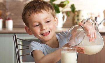 Το γάλα και τα γαλακτοκομικά προϊόντα παχαίνουν τα παιδιά;