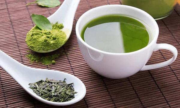Καταπολεμήστε την ακμή με πράσινο τσάι