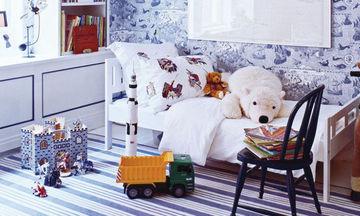 Παιδικό δωμάτιο για αγόρια: 15 ιδέες για να το κάνετε μοναδικό (pics)